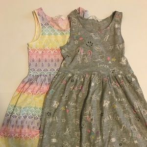 H&M Bundle of 2 Girls Dresses size 8-10Y